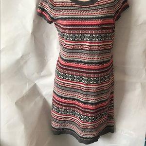 Tommy Hilfiger Striped Winter dress